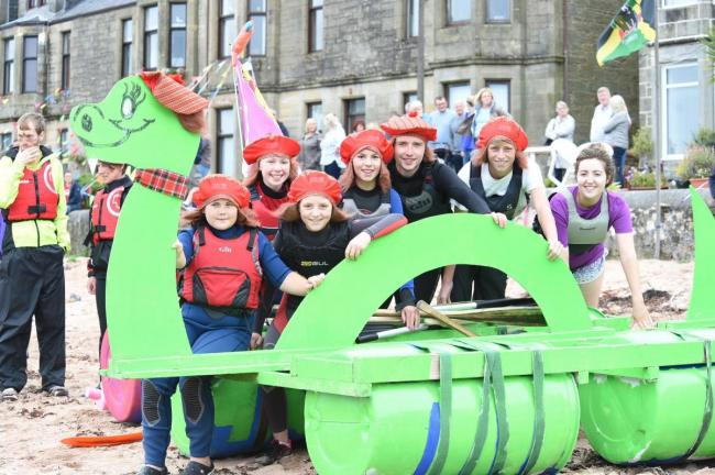 A 'Super' weekend for Fairlie Gala with fireworks and live music
