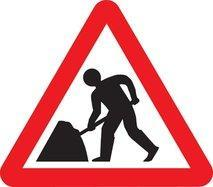 Roadworks from Inverkip to Skelmorlie