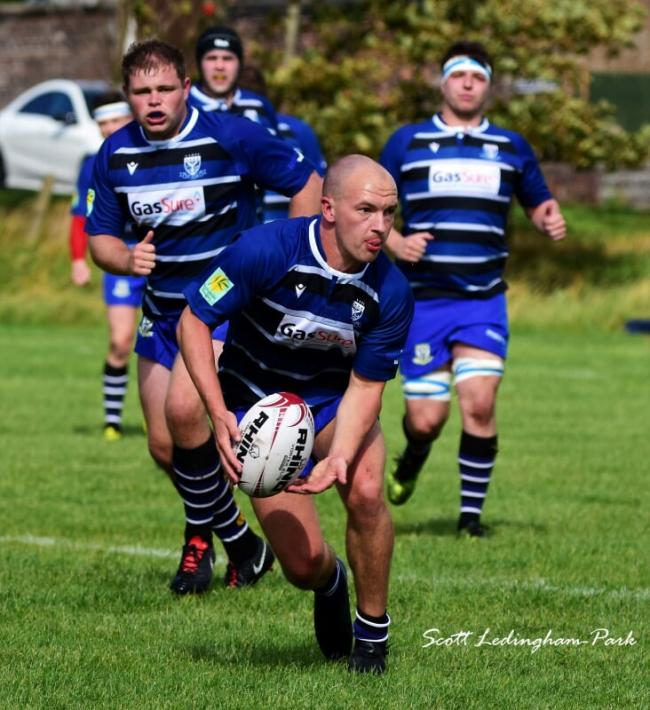 Ardrossan Accies triumph over Berwick in National