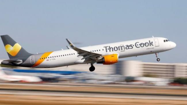 Thomas Cook collapses leaving holidaymakers stranded abroad