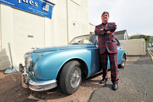 Drew Cochrane will be appearing on Antiques Roadtrip