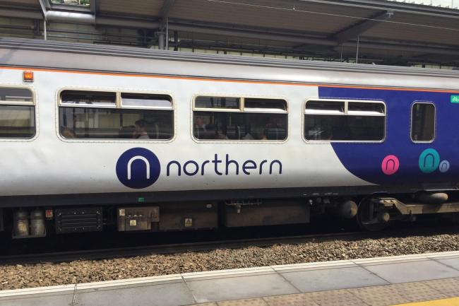 Grant Shapps has started a formal procedure that could lead to Northern being stripped of its rail franchise (Martin Rickett/PA)