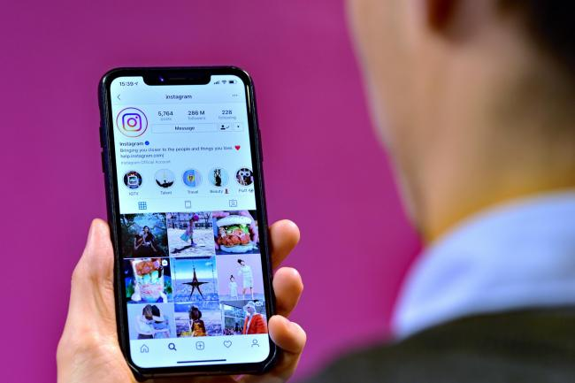 Instagram launches in-app food orders