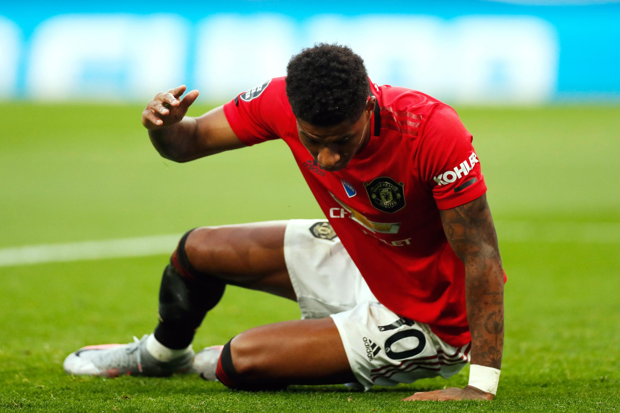 Marcus Rashford In Focus As Manchester United Draw At Tottenham Largs And Millport Weekly News