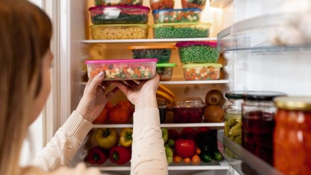 Largs and Millport Weekly News: Avoid reorganising your fridge too often. Credit: Getty Images / Group4 Studio