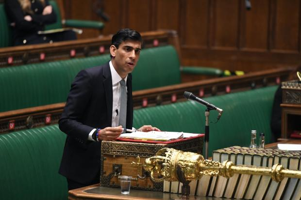 Largs and Millport Weekly News: Chancellor Rishi Sunak
