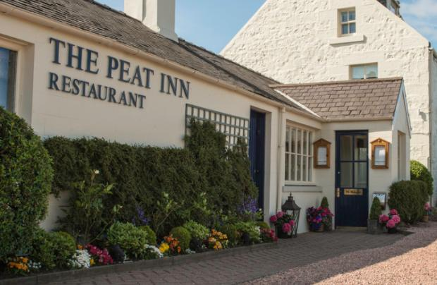 Largs and Millport Weekly News: The Peat Inn