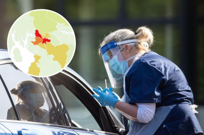 'Coronavirus calculator' identifies Scottish areas most likely to become new hotspot