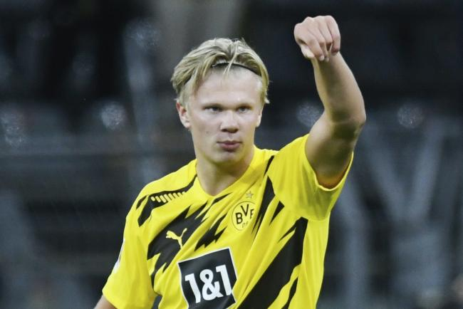 Erling Haaland At The Double As Borussia Dortmund Earn Opening Day Victory Largs And Millport Weekly News