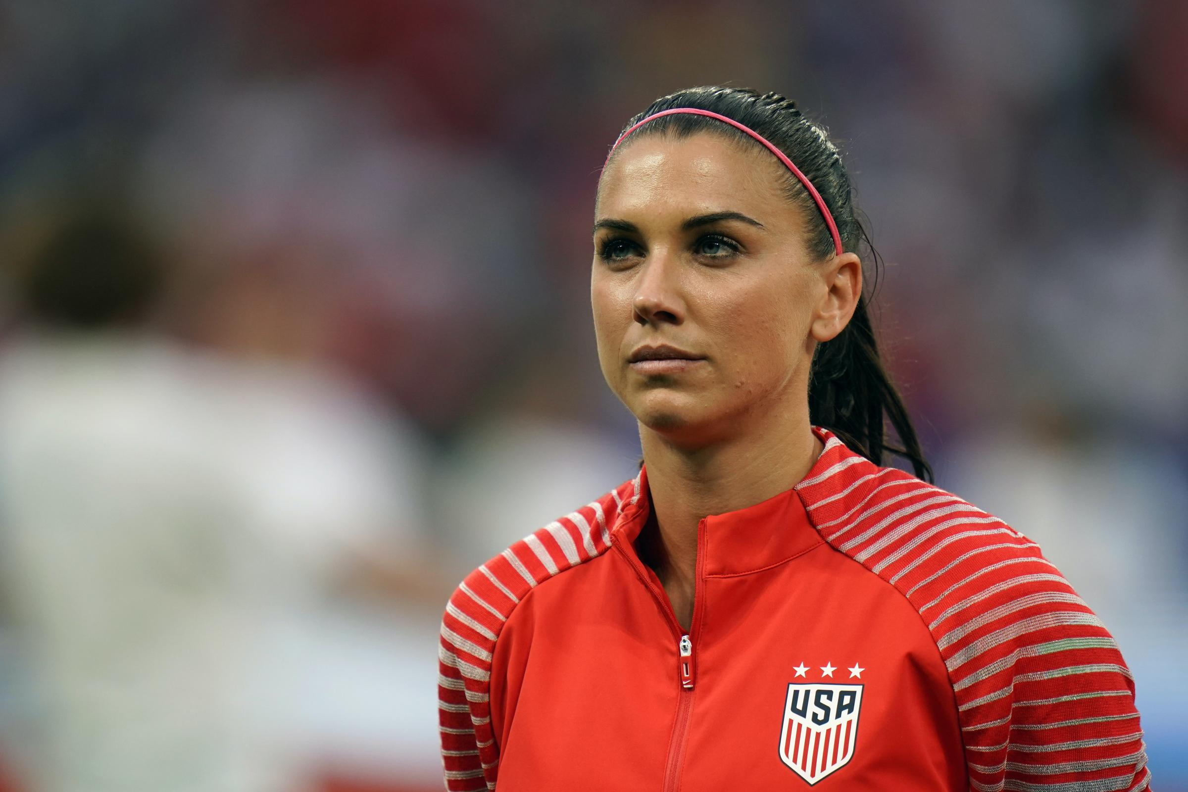 Two Time World Cup Winner Alex Morgan Targets Wsl Success With Tottenham Women Largs And Millport Weekly News