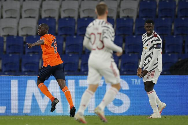 manchester united suffer shock champions league defeat to istanbul basaksehir largs and millport weekly news manchester united suffer shock