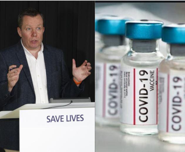 Plea for patience from Professor Jason Leitch over vaccine roll out