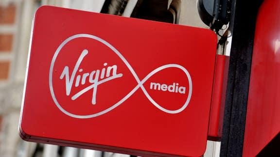Virgin Media launches 5G in 100 UK towns and cities. (PA)