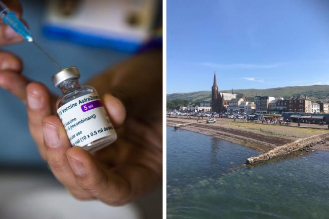 Ayrshire vaccinations top 10,000 as next phase commences