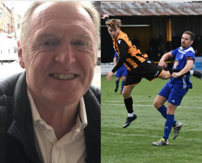 Will football season finish early asks Ayrshire football legend