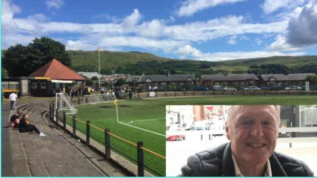 Is summer football a viable option to complete football season for Largs?