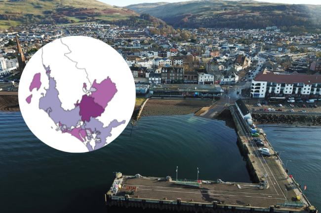 Covid-19 cases in Largs and Millport increase after small spike