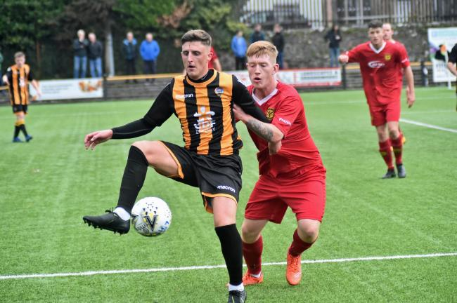 Thistle midfield Sid has new goals on the horizon at Barrfields