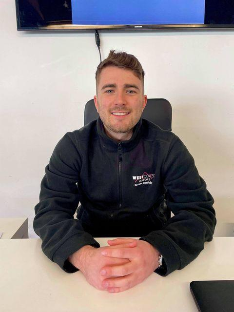 Largs and Millport Weekly News: Jamie McCrindle