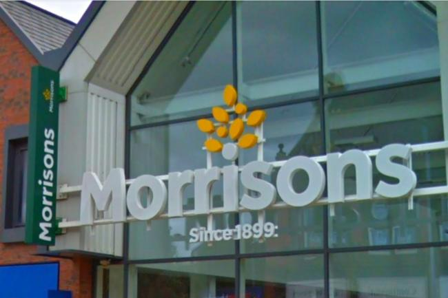 Morrisons launches new 'Package for Sandy' scheme for free discreet period products