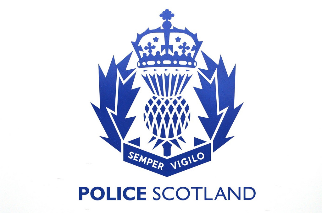 Largs Police appeal after collision with motorbike and Audi