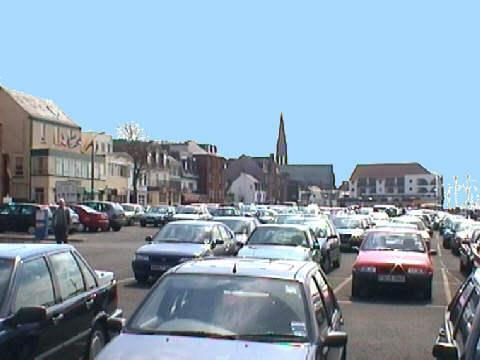 Number of car parks set to reopen tomorrow