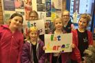 Largs Girls Brigade are preparing for Valentines Day