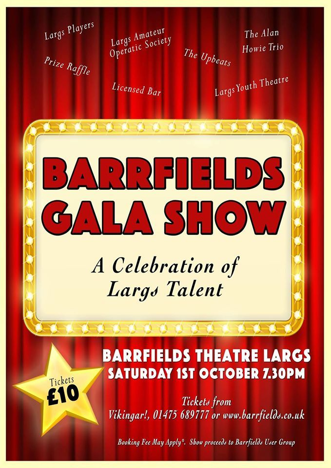 Barrfields Gala show success