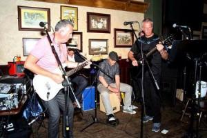 Friday Night live music in Largs