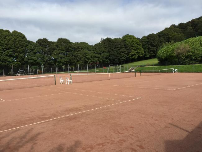 Largs Tennis Club aims to boost membership with reduced fees