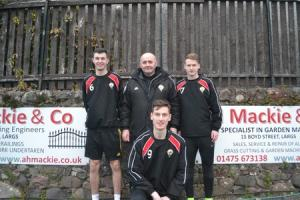 Coaching opportunity for Thistle U19s