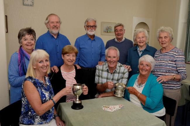 Fairlie Bridge Club meets on Thursdays