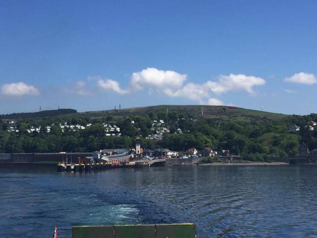 Inverkip and Wemyss Bay Notes