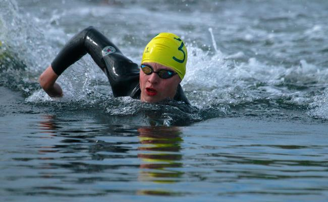 New date announced for re-scheduled Cumbrae to Largs swim