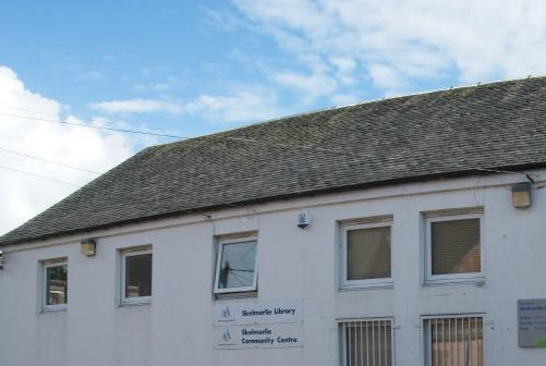 'Skelmorlie community centre at heart of our village'