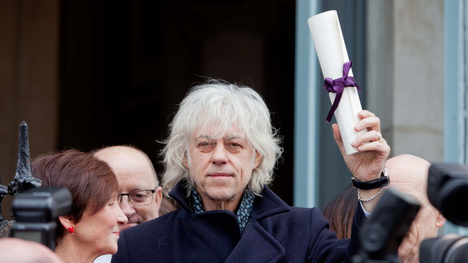 Bob Geldof: Dubliners and Ireland 'duped' by Aung San Suu Kyi