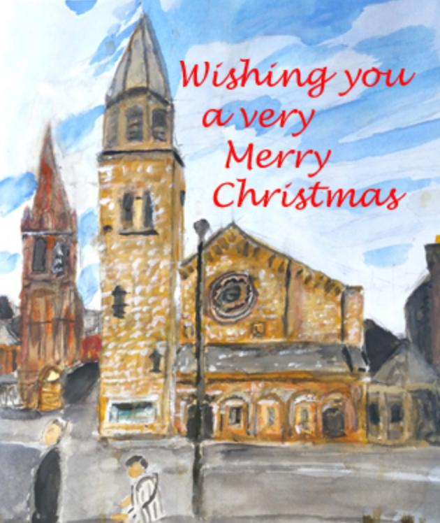 Christmas Card Artist.Artist With Parkinson S Disease Launches Christmas Card