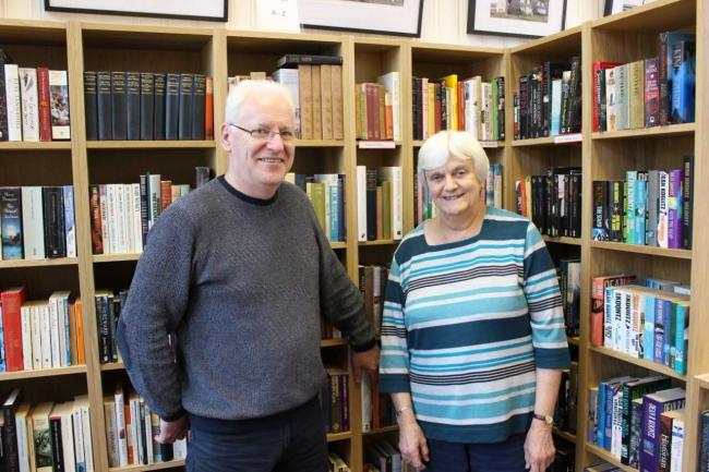 Wemyss Bay Station bookshop enters a new chapter.