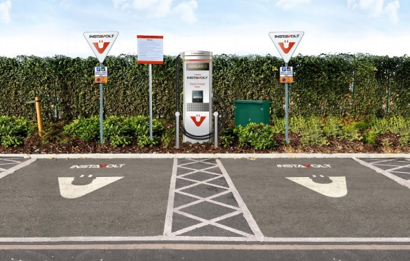 Electric Avenue ... New car charging facilities set for Largs
