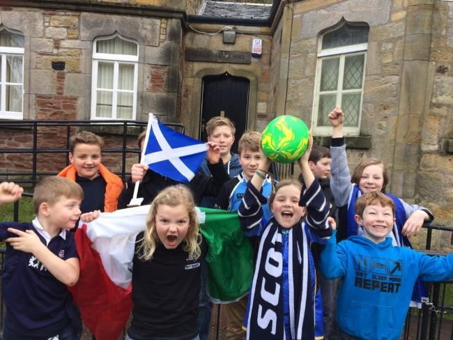 Here We Go! Calcutta Cup match to be on big screen in Fairlie.