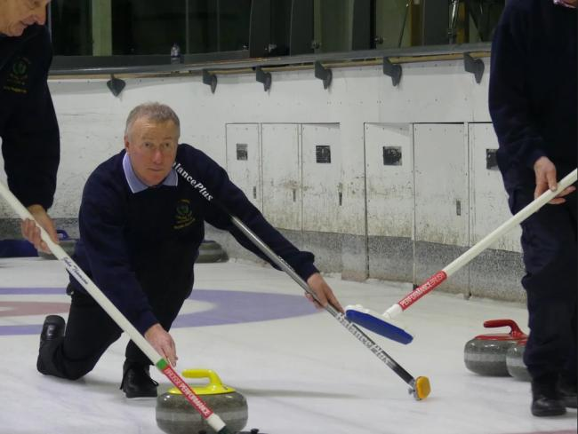 Get involved at Largs Thistle Curling Club