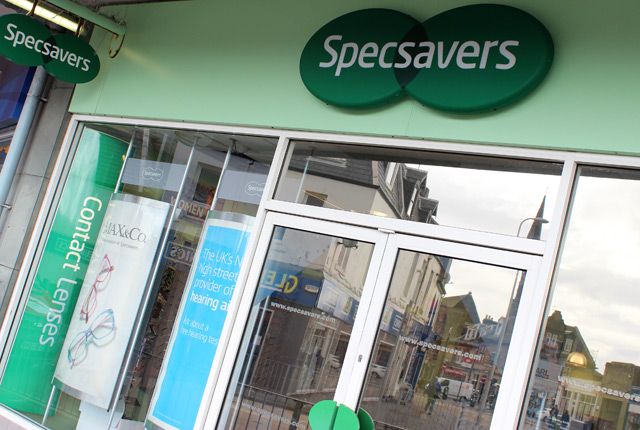 Largs Specsavers involved in the battle against glaucoma