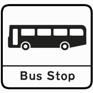 Bus stop signes have been moved on Millport despite concerns raised by community.