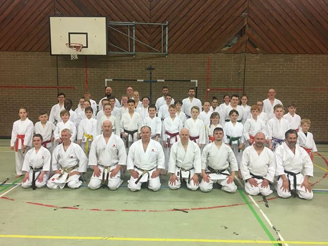 Largs Karate Club is making the grade