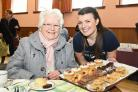 Clyde Coastal rowing group coffee morning success