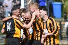 Thistle in fine fettle in Ayrshire Weekly Press Cup
