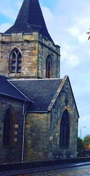 Largs Operatic young voices for Farilie Church concert