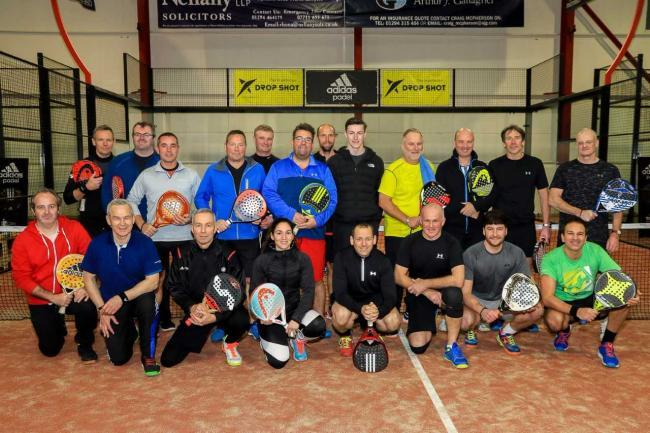 West of Scotland padel club continues to grow