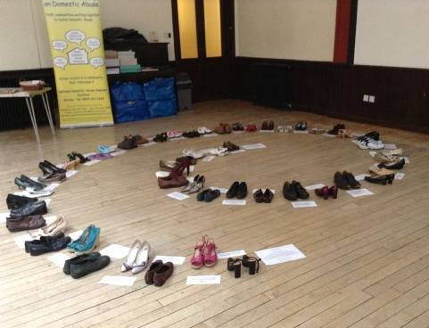 Powerful 'Souls of our Shoes' exhibition in Largs