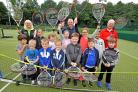 Coaching success at Largs Tennis Club